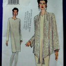 Vogue Pattern # 9126 UNCUT Misses Jacket Dress Size 8 10 12