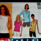 Butterick Pattern # 3131 UNCUT Misses Blouse Variations Size 18 20 22