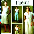 Simplicity Pattern # 3756 UNCUT Misses Pants Shorts Top Variations Size 10 12 14 16 18