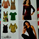 Simplicity Pattern # 3536 UNCUT Misses 6 Top Variations Size 12 14 16 18 20