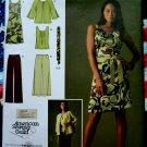 Simplicity Pattern # 2938 UNCUT Misses Dress Pants Jacket Top Size 20 22 24 26 28