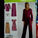 Simplicity Pattern # 2371 UNCUT Misses Tunic Dress Pants Size 20 22 24 26 28