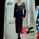 Vogue Pattern # 8870 UNCUT Misses Cocktail Dress Size 12 14 16