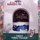NIB NEW It's a Wonderful Life Snow Globe Snowglobe - Enesco