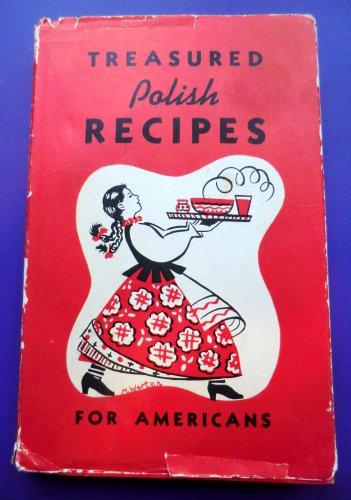 Treasured Polish Recipes For Americans Vintage 1974 Cookbook HC