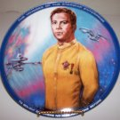 "Star Trek ""Captain Kirk"" 1983 Hamilton Collection Plate"