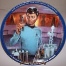 "Star Trek ""Dr. McCoy"" 1983 Hamilton Collection Plate"