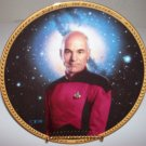 "Star Trek Next Generation ""Captain Picard"" 1993 Hamilton Collection Plate"