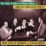 Clancy Brothers & Tom Makem (CD) Come Fill Your Glass With Us