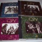 Crosby Stills & Nash (4 CD Set) CSN
