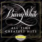 Barry White (CD) All Time Greatest Hits