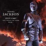 Michael Jackson (CD) (2 CD Gold Disc Set) HIStory: Past Present and Future Book 1