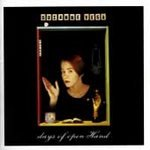 Suzanne Vega (CD) Days Of Open Hand