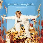 Elton John (CD) One Night Only The Greatest Hits