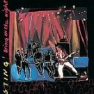 Sting (CD) ( 2 CD Set) Bring On The Night LIVE