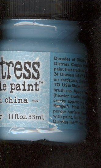 Ranger Distress Crackle Paint---Broken China