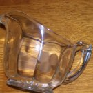 Cut Glass Creamer