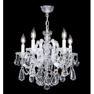 Isabella Collection by James Moder Lighting.