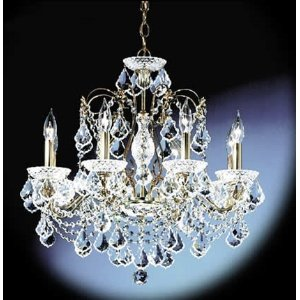 8 Light Promotion Chandelier Light 93108