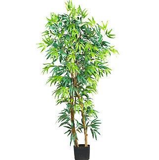 5' Fancy Style Bamboo Silk Tree