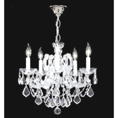 THE CHANDELETTES COLLECTION CHANDELIER BY JAMES MODER LIGHTING