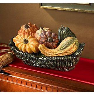 Large Gourd Assortment (Set of 6)