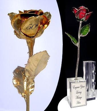 The 50th Anniversary Rose