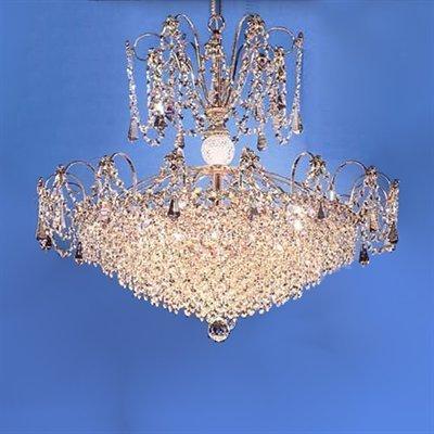 Empress Collection - 17 Lite Crystal Chandelier