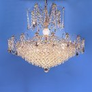 Empress Collection - 17 Lite Crystal Chandelier