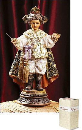Santo Nino Maestro de Musica Statue
