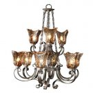 Uttermost Vetraio Nine-Light Chandelier