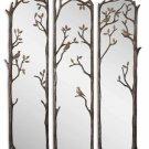 Uttermost Perching Birds Mirror