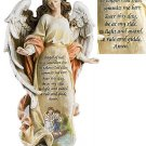 Guardian Angel with Children Figurine