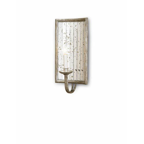 1 Light Twilight Wall Sconce - Rectangle