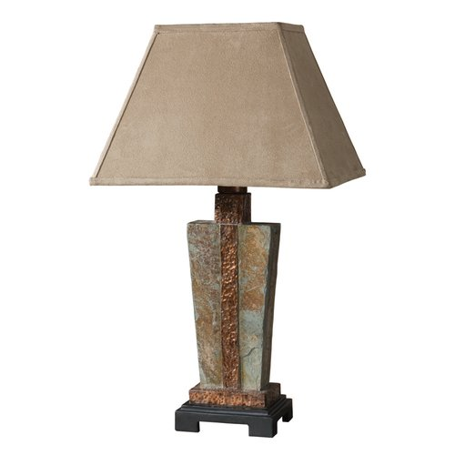 Slate Accent - Table Lamp