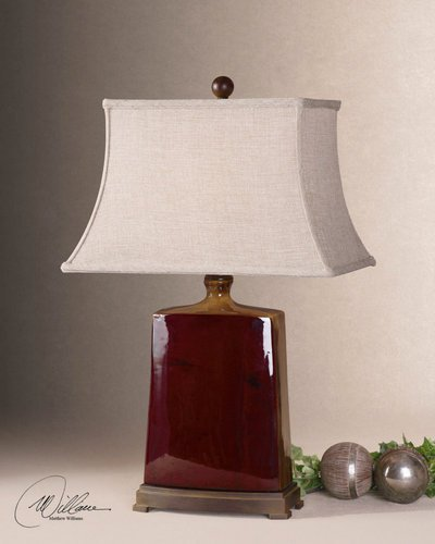 Baalon - Table Lamp by Uttermost