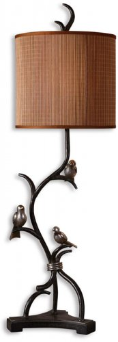 Three Little Birds - One Light Table Lamp