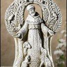 Saint Francis Figurine.