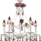 Rosavita - Five Light Chandelier by Elk Lighting
