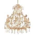 Crystorama Lighting - 4908 - Athena - Eight Light Chandelier