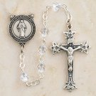 First Communion Aurora Borealis Rosary
