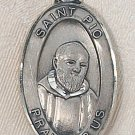 St. Pio Patron Saint Medal