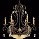 Chinquapin - Nine Light Chandelier by Savoy House