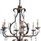 Currey & Company Tuscan Large Chandelier