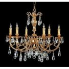 Etta Chandelier 6 lights 496 by Crystorama Lighting