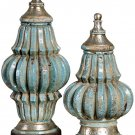 Fatima - Decorative Urn (Set of Two) by Uttermost