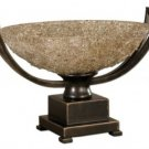 Crystal Palace Centerpiece - Decorative Bowl by Uttermost