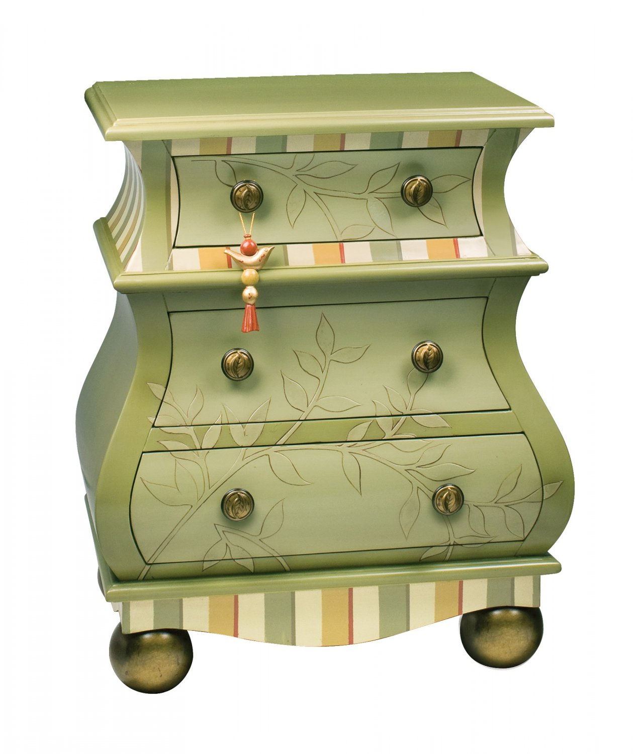 Lark And Vine Chest by Sterling Industries