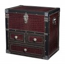 "18"" Storage Chest with Drawer by Sterling Industries"