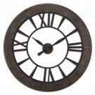 Ronan Clock by Uttermost